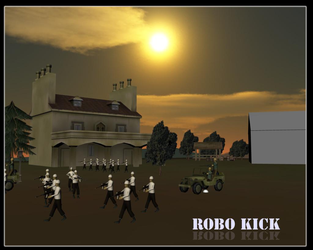 Robo Kick